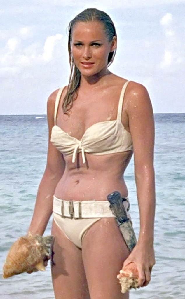 Ursula Andress, Dr. No