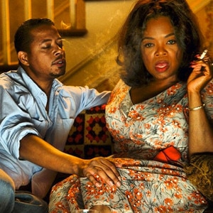 Terrence Howard, Oprah Winfrey, Twit Pic