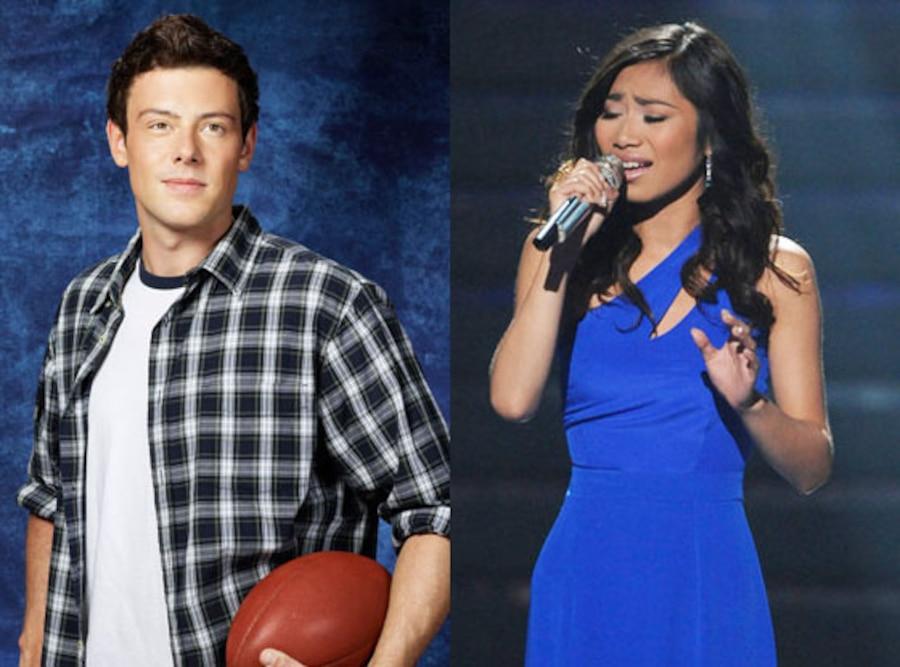 Cory Monteith, Glee, Jessica Sanchez, American Idol