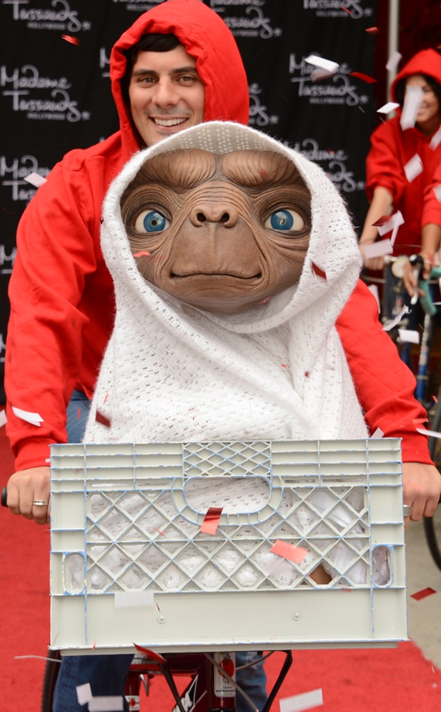 E.T. The Extra-Terrestrial, Wax Figure