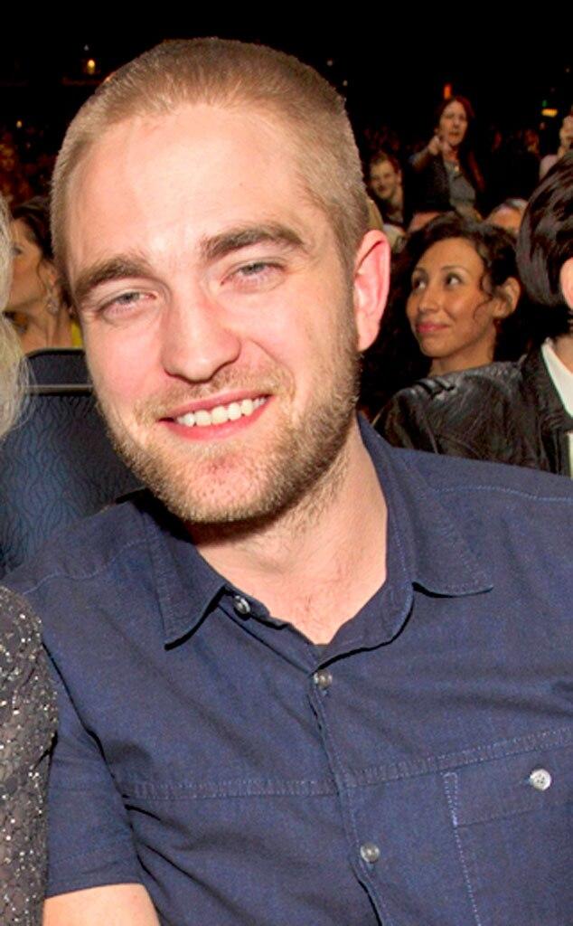 Betty White, Robert Pattinson