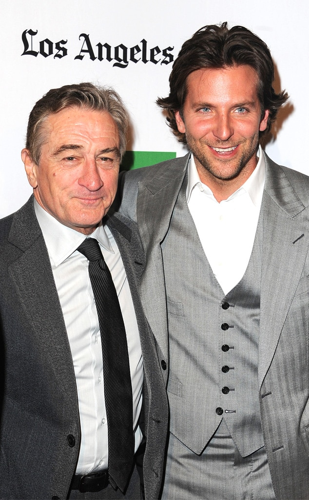 Robert De Niro, Bradley Cooper