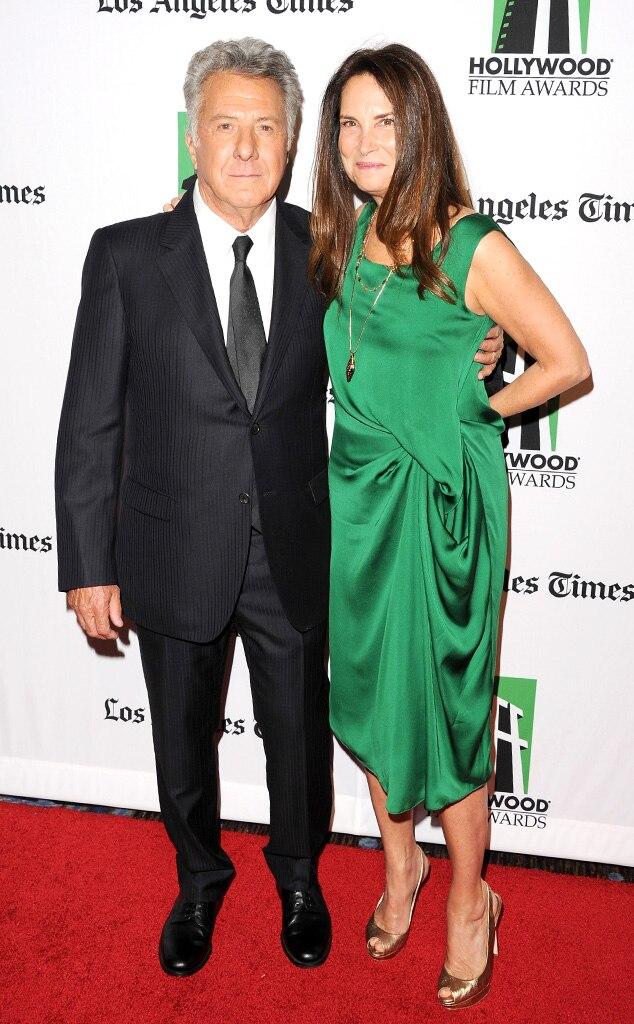 Dustin Hoffman, Anne Byrne Hoffman