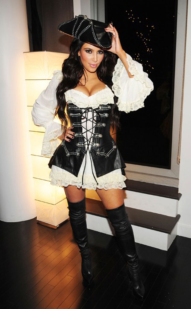 Halloween, Kim Kardashian