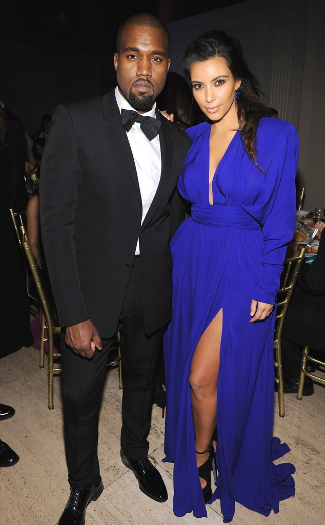 Kim Kardashian Continues To Wade Back Into The Public Eye At Another Kanye West Concert