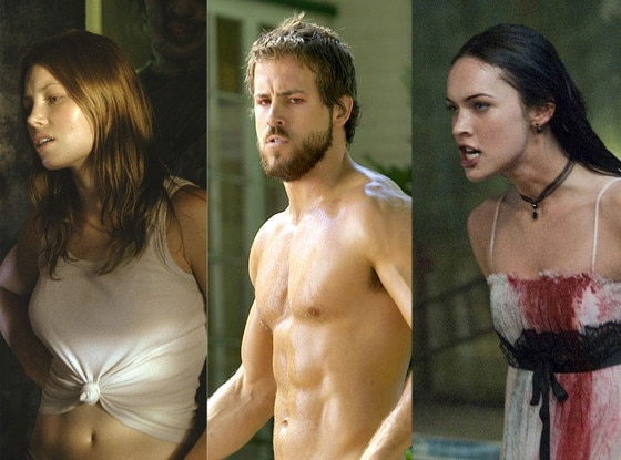 Jessica Biel, Ryan Reynolds, Megan Fox