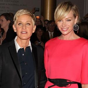 Ellen DeGeneres, Portia de Rossi