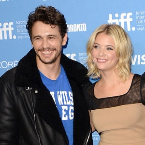 Ashley Benson, James Franco