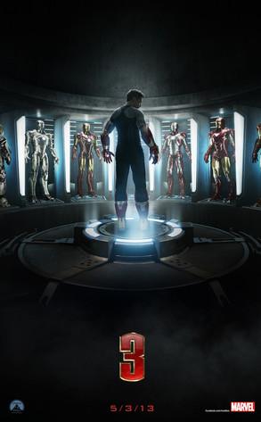 Iron Man 3, Poster