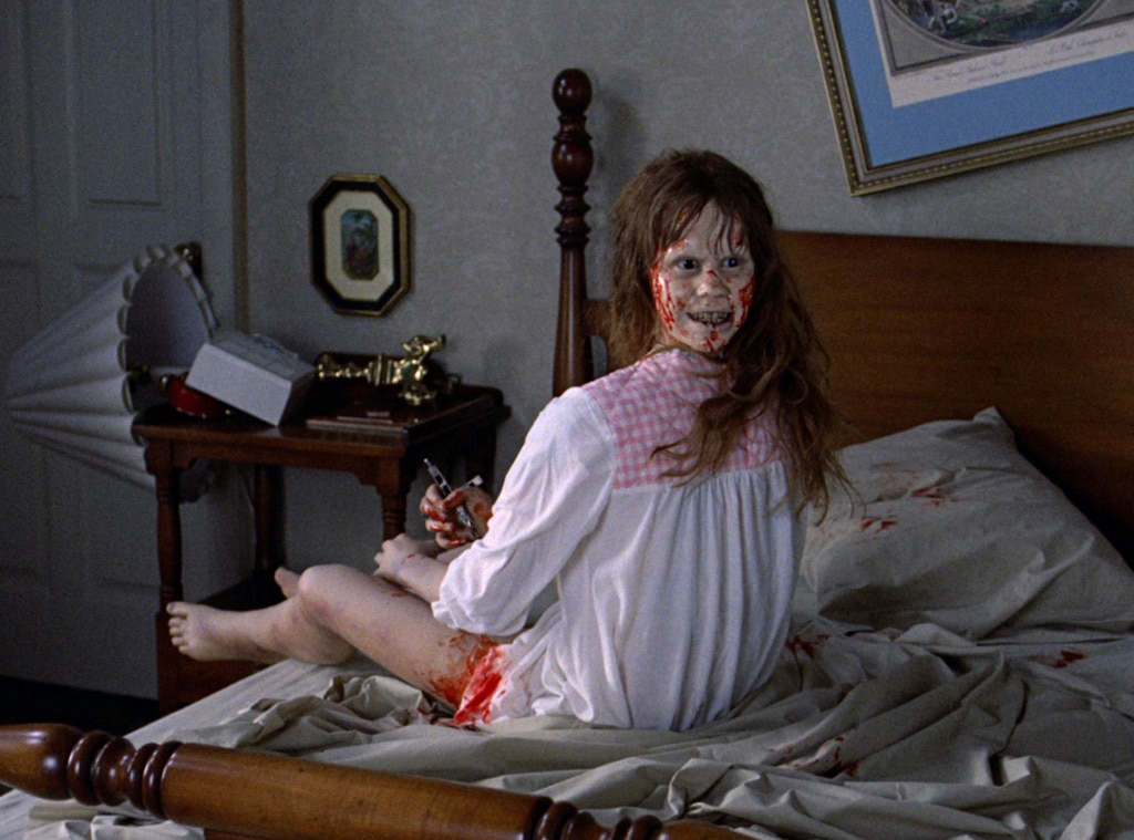 The Exorcist, Linda Blair