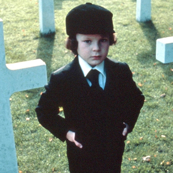 Damien, The Omen From 13 Scary Kids From Horror Movies
