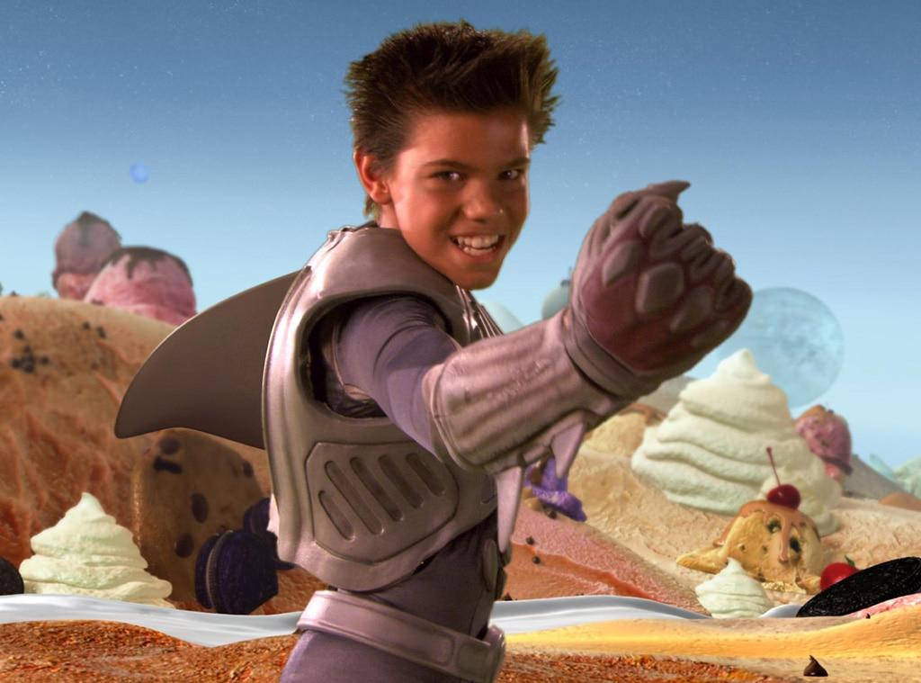 Taylor Lautner, The Adventures of Sharkboy