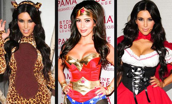 FP Games, Kim Kardashian, Halloween