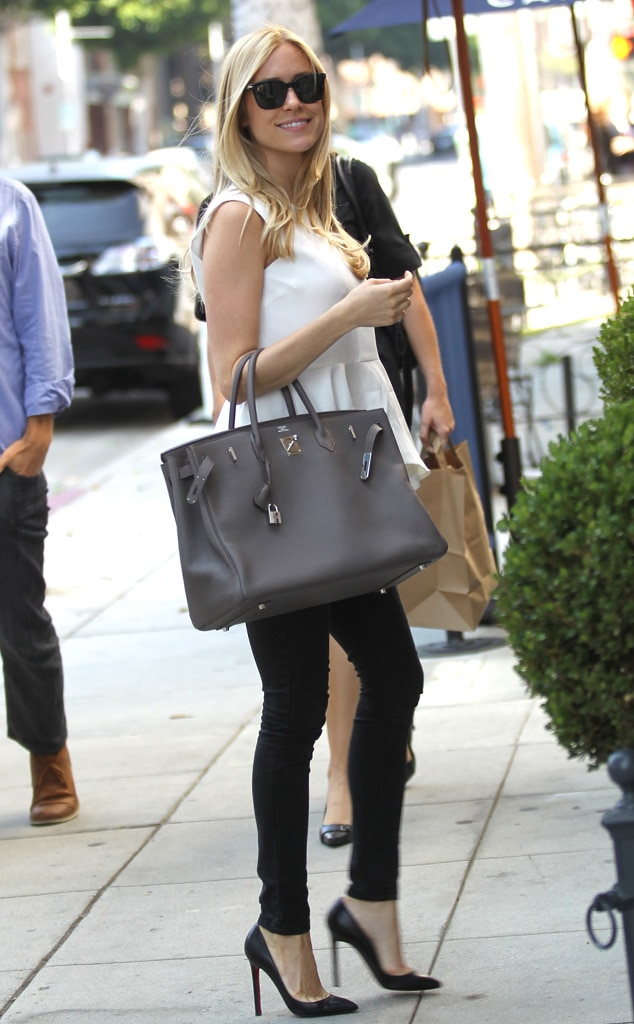 kristin cavallari from celebs with birkin bags e news. Black Bedroom Furniture Sets. Home Design Ideas