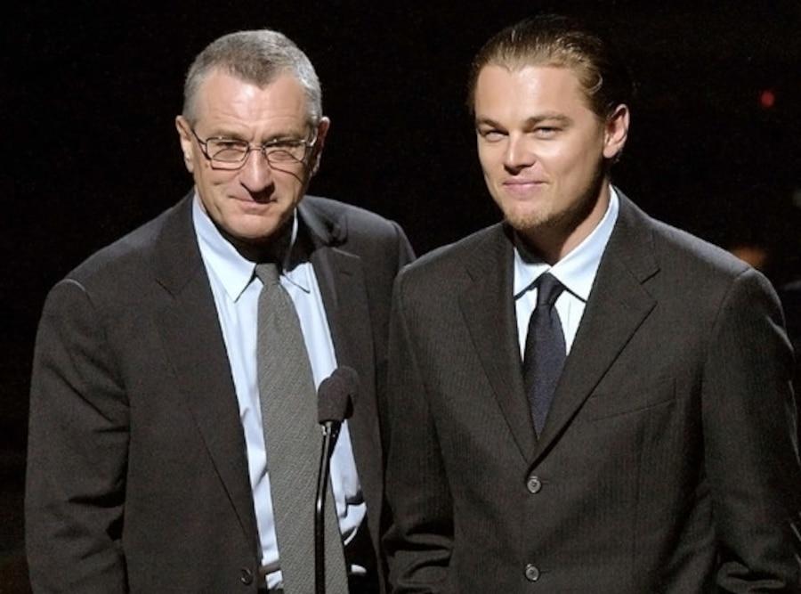 Robert De Niro, Leonardo Dicaprio