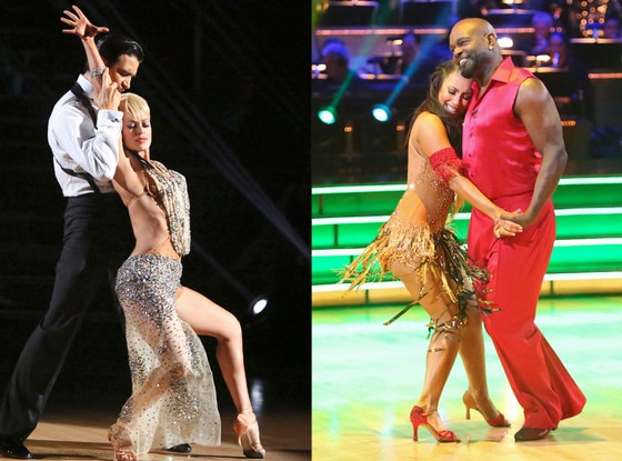 Gilles Marini, Peta Murgatroyd, Emmitt Smith, Karina Smirnoff, Dancing with the Stars
