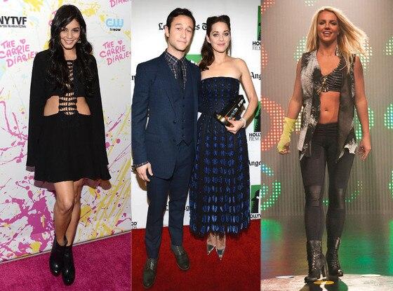 Halloween or Real Life: Vanessa Hudgens, Marion Cotillard, Joseph Gordon-Levitt, Britney Spears