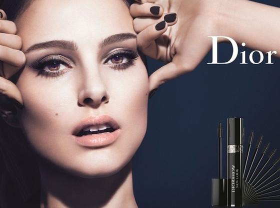 Natalie Portman, Dior Ad