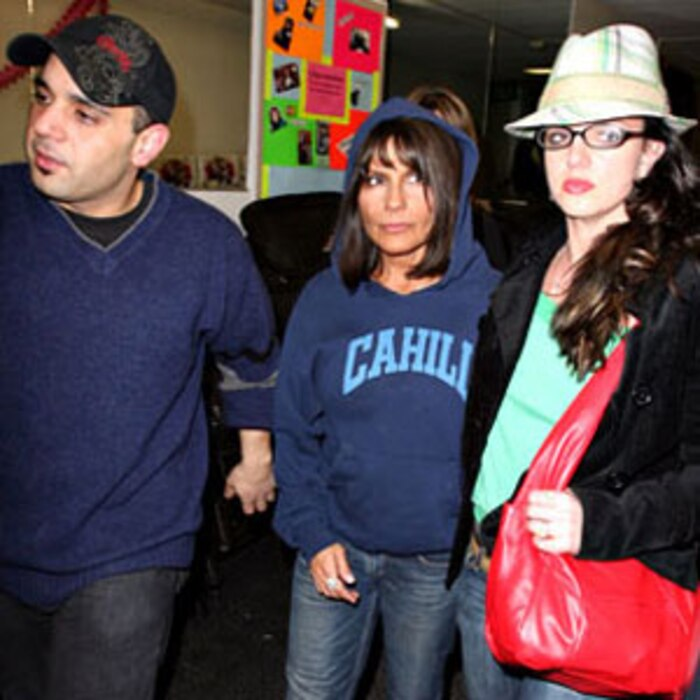 Sam Lutfi, Britney Spears, Lynne Spears