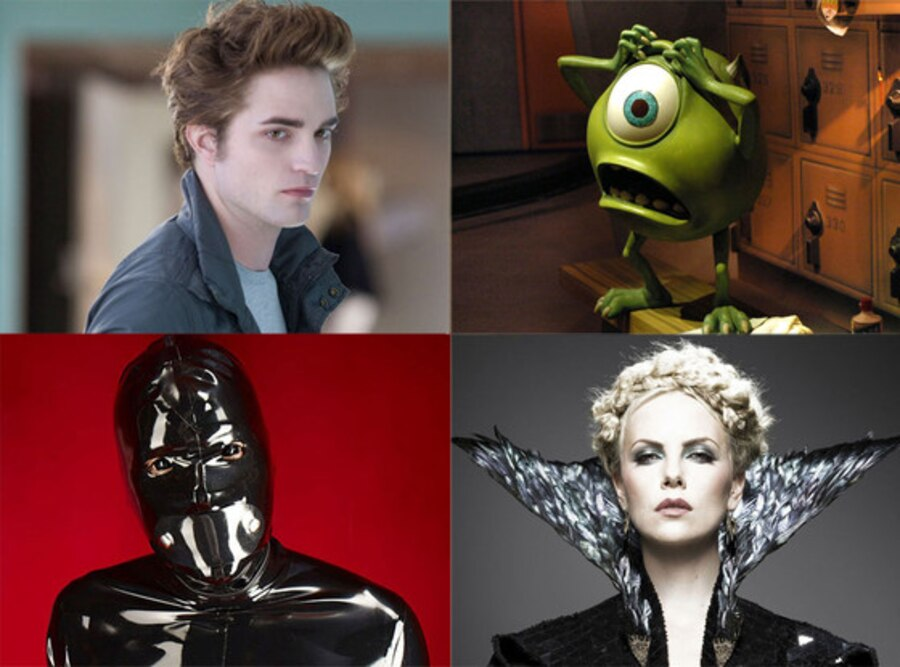 Hollywood's Top Monsters