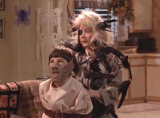Roseanne Halloween