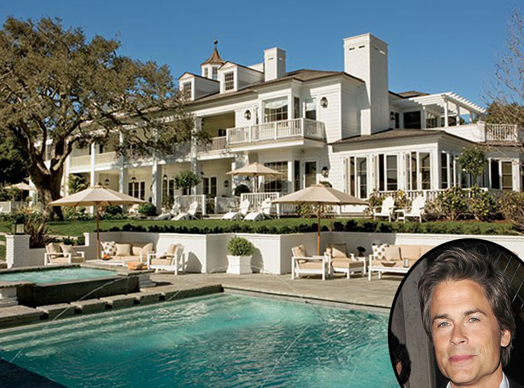 Rob Lowe Home