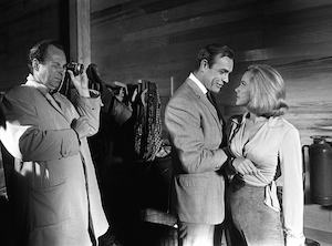 Goldfinger, Sean Connery, Honor Blackman