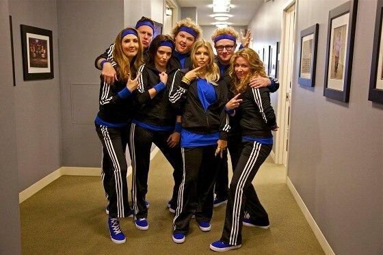 Fergie Dance Crew, Chelsea