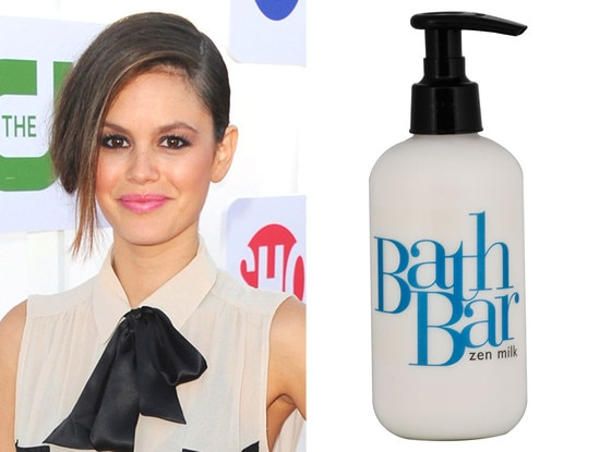 Rachel Bilson, Bath Bar Body Balm