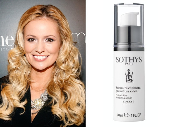 Emily Maynard, Sothys Revitalizing Face Serum