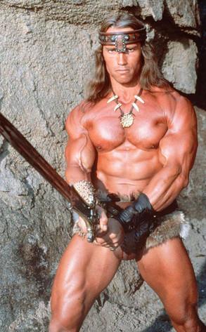 Arnold Schwarzenegger, Conan