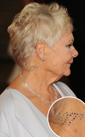 Judi Dench, Neckjazzle