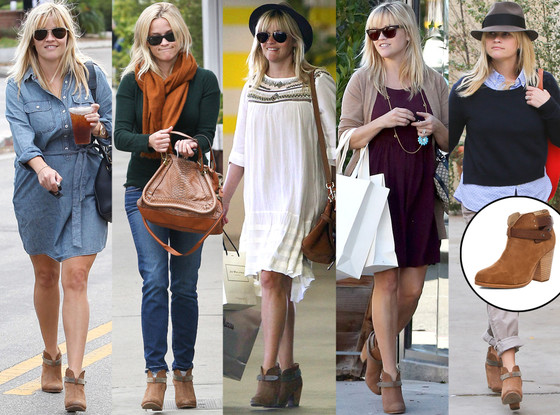 Reese Witherspoon, boots