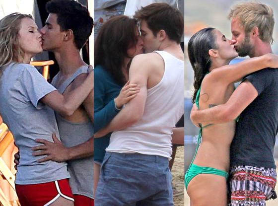 Taylor Swift, Taylor Lautner, Kristen Stewart, Robert Pattinson, Nikki Reed, Paul McDonald