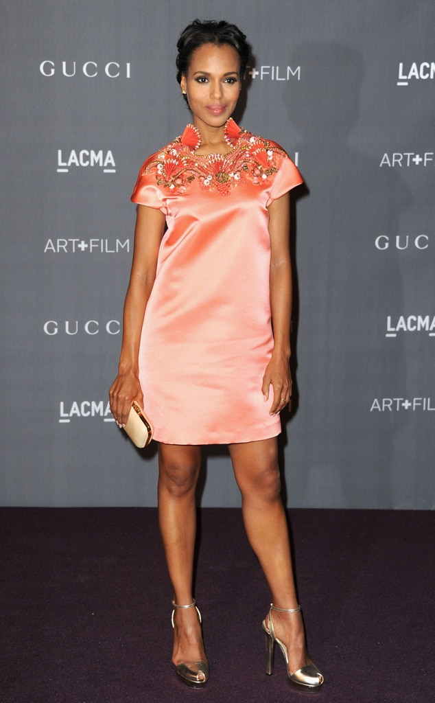 LACMA Gala, Kerry Washington