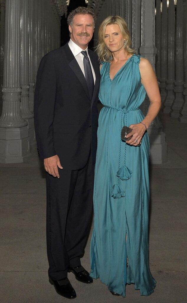 LACMA Gala, Viveca Paulin-Ferrell Ferrell, Will Ferrell