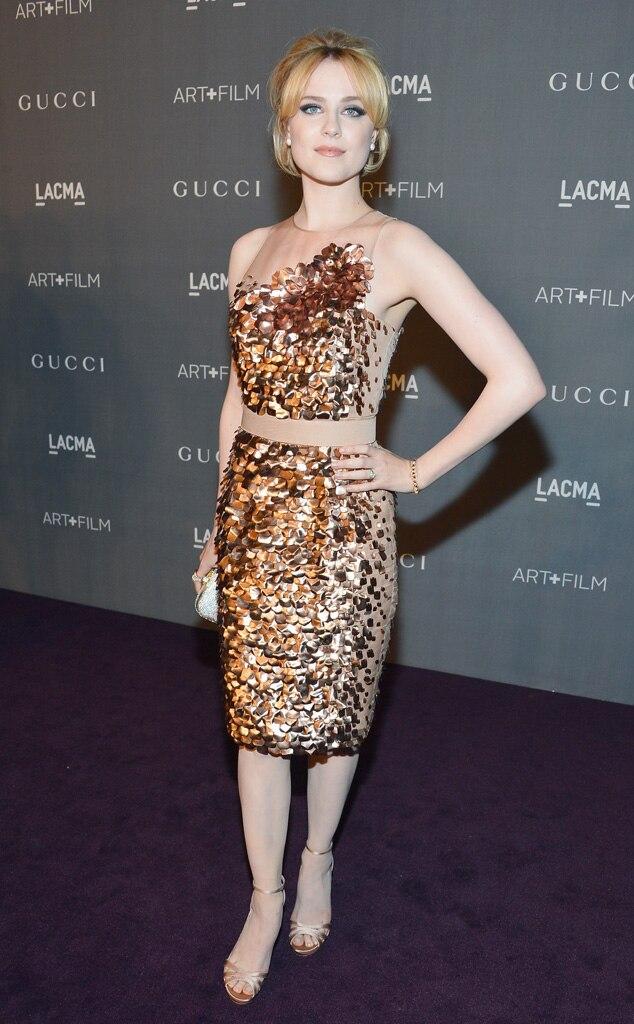 LACMA Gala, Evan Rachel Wood