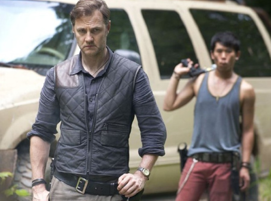 The Walking Dead, David Morrissey