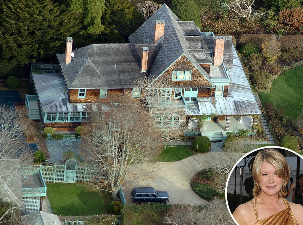 Martha Stewart, Celeb Home