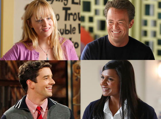 The Mindy Project, Go On, Partners, Ben and Kate
