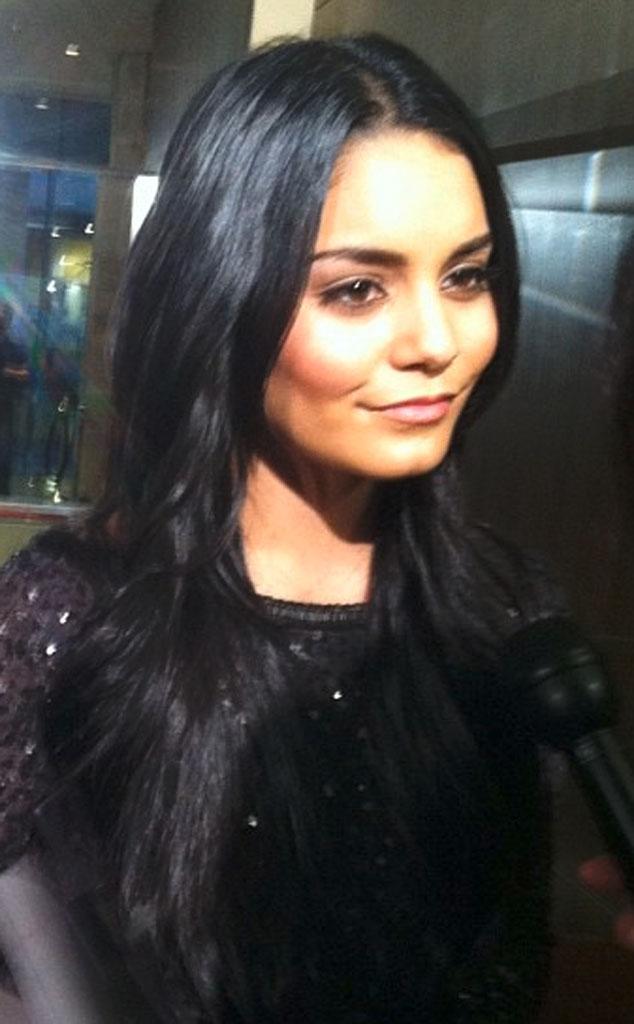 Vanessa Hudgens, Twit Pic