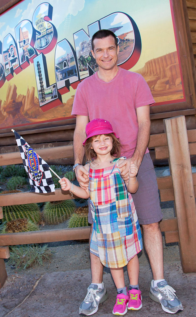 Jason Bateman, Daughter