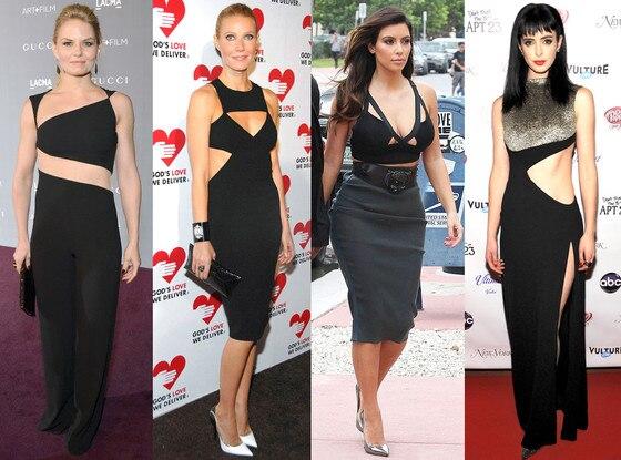 Sexy Cutouts Trend