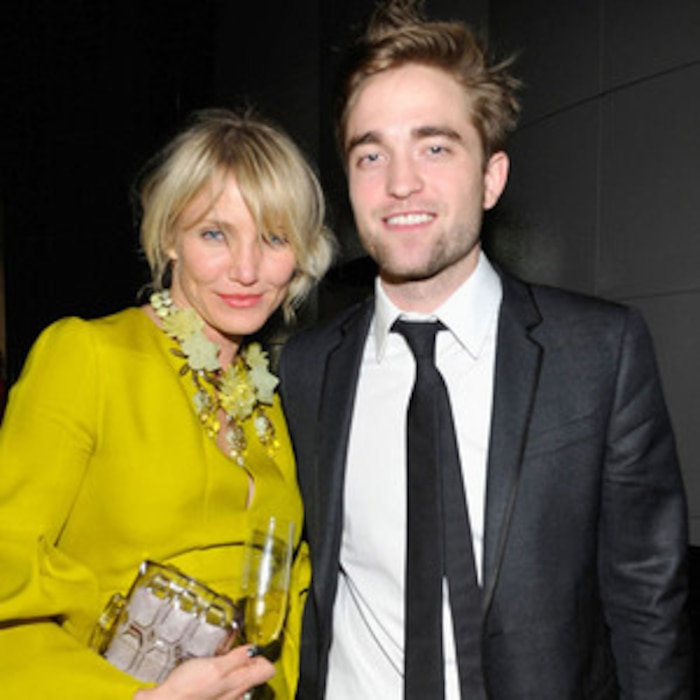 Cameron Diaz, Robert Pattinson