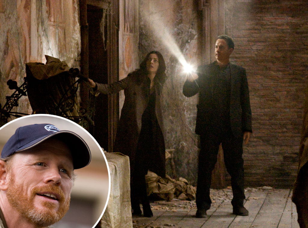 Ron Howard, Ayelet Zurer, Tom Hanks, Angels & Demons