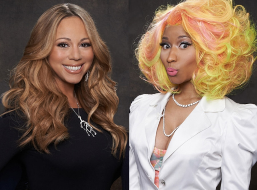 Mariah Carey, Nicki Minaj