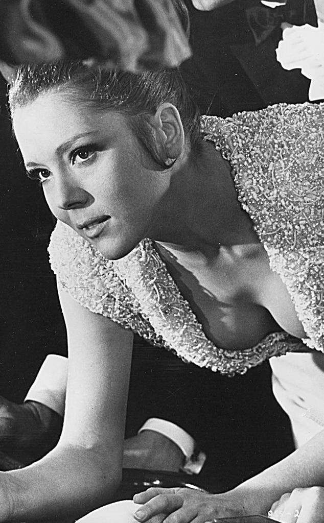 Diana Rigg, On Her Majesty's Secret Service, James Bond