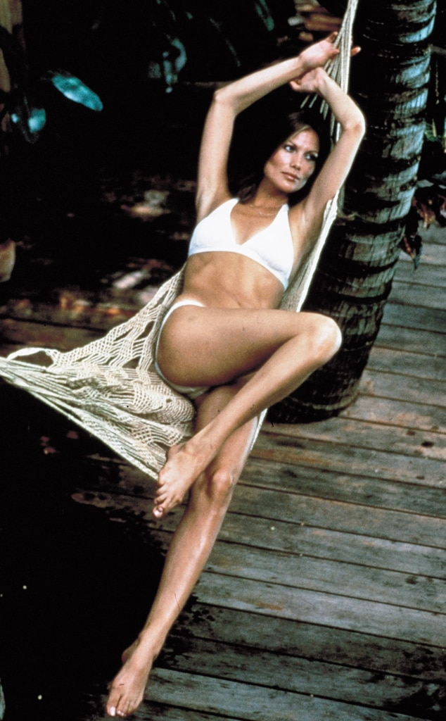 The Man with the Golden Gun, Maud Adams, James Bond