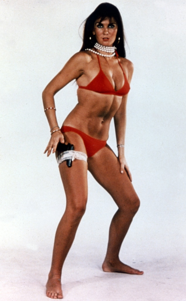Caroline Munro, The Spy Wo Loved Me