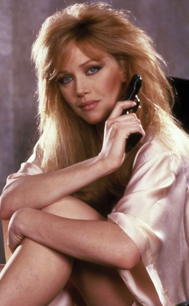 A View To Kill, Tanya Roberts, James Bond